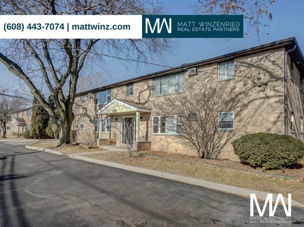 2 bed 1 bath Condo at 1141 Petra Pl Madison, WI, 53713 is for sale at 73k - 1 of 16