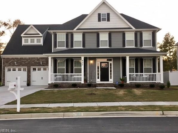 4 bed 3 bath Single Family at 555 Wood Nymph Ln Chesapeake, VA, 23323 is for sale at 382k - google static map