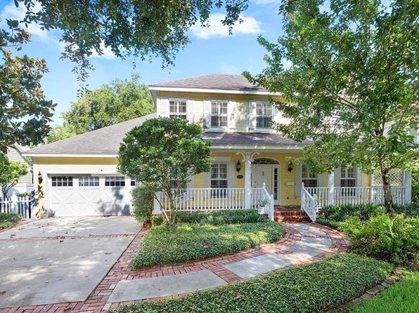 Winter Park FL Single Family Homes For Sale