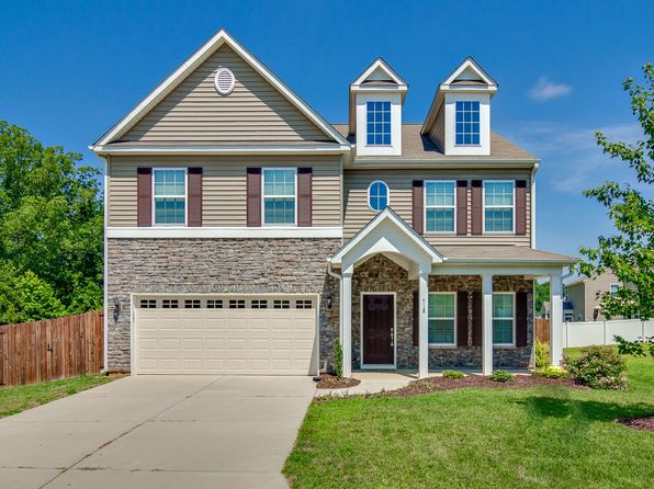 5 bed 4 bath Single Family at 718 Nellie Gray Pl Whitsett, NC, 27377 is for sale at 229k - 1 of 30