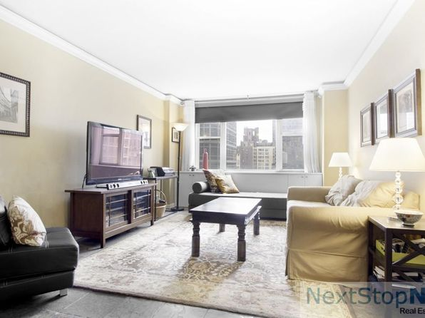 1 bed 1 bath Cooperative at 245 E 54th St New York, NY, 10022 is for sale at 695k - 1 of 7
