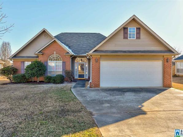 3 bed 2 bath Single Family at 216 Silver Creek Pkwy Alabaster, AL, 35007 is for sale at 165k - 1 of 49