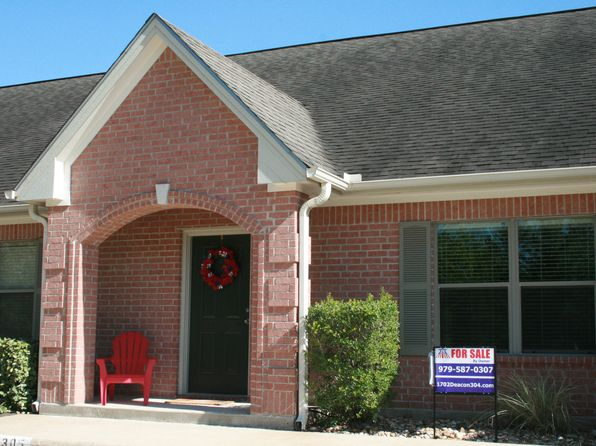 2 bed 2 bath Condo at 1702 Deacon Dr College Station, TX, 77845 is for sale at 153k - 1 of 25