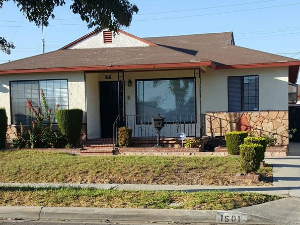 3 bed 2 bath Single Family at 1501 W PIRU ST COMPTON, CA, 90222 is for sale at 449k - 1 of 28