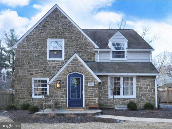 3 bed 3 bath Single Family at 7808 Linden Rd Wyndmoor, PA, 19038 is for sale at 435k - 1 of 22