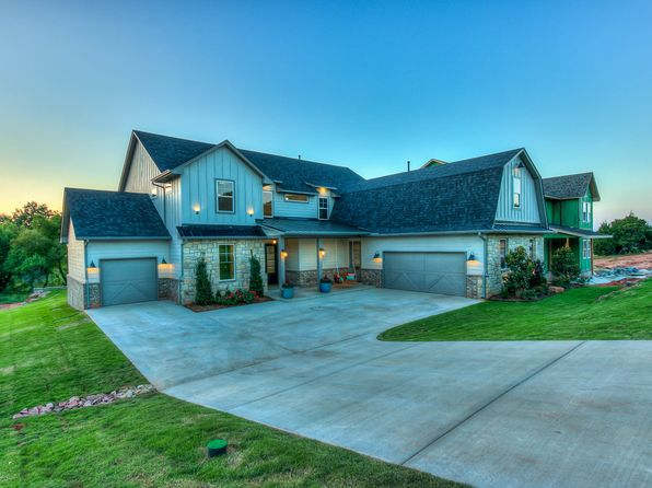 4 bed 4 bath Single Family at 1325 Sadie Creek Rd Edmond, OK, 73034 is for sale at 575k - 1 of 44