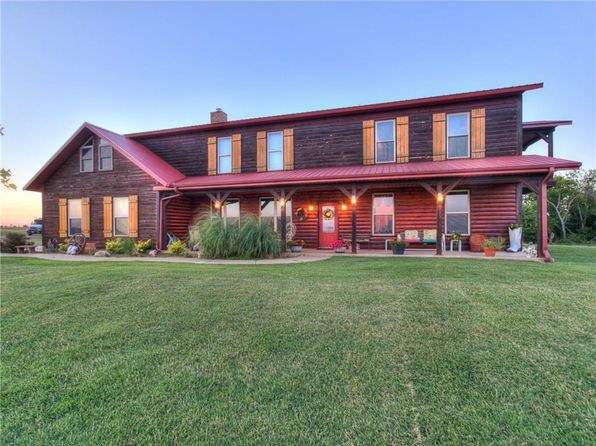 5 bed 5 bath Single Family at 18925 SW 59TH ST EL RENO, OK, 73036 is for sale at 725k - 1 of 36