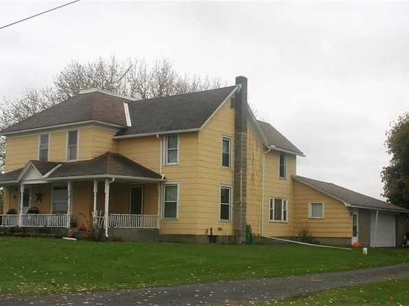 5 bed 2 bath Multi Family at 1049 Mcivor Rd Phelps, NY, 14532 is for sale at 127k - 1 of 24