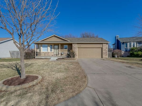 3 bed 2 bath Single Family at 11228 W Lydia St Wichita, KS, 67209 is for sale at 170k - 1 of 26