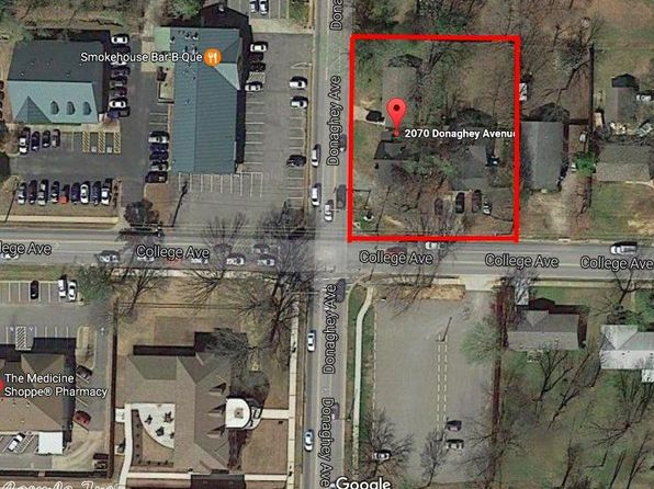 8 bed 4 bath Single Family at 2070 Donaghey College Ave Conway, AR, 72034 is for sale at 395k - google static map