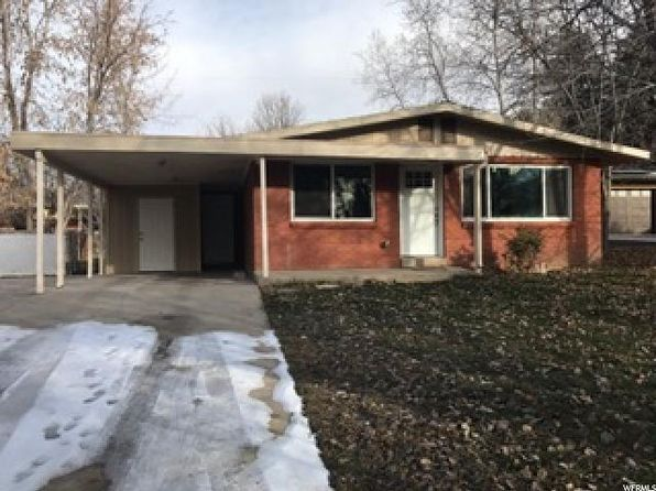 3 bed 1 bath Single Family at 739 E 3900 N Provo, UT, 84604 is for sale at 270k - 1 of 23