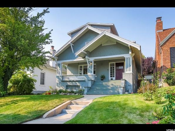 5 bed 4 bath Single Family at 767 7th Ave Salt Lake City, UT, 84103 is for sale at 500k - 1 of 29
