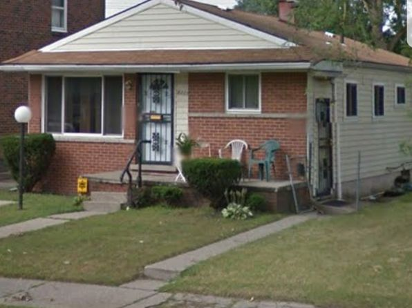 3 bed 2 bath Single Family at 18889 Saint Aubin St Detroit, MI, 48234 is for sale at 12k - google static map