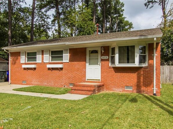 3 bed 1 bath Single Family at 6408 CABOT AVE NORFOLK, VA, 23502 is for sale at 135k - 1 of 25