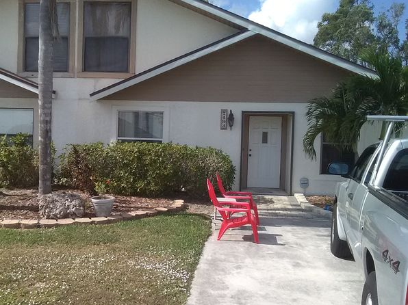 2 bed 2 bath Townhouse at 7493 PEBBLE BEACH RD FORT MYERS, FL, 33967 is for sale at 169k - 1 of 5