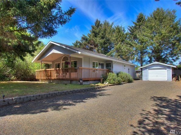Grays Harbor County WA Single Family Homes For Sale - 380