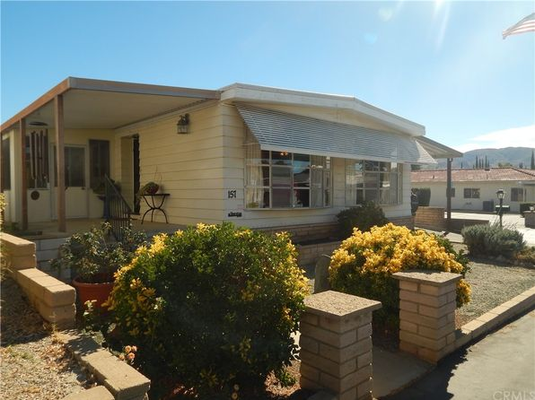 2 bed 2 bath Mobile / Manufactured at 2200 W Wilson St Banning, CA, 92220 is for sale at 47k - 1 of 50