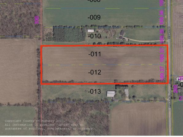 null bed null bath Vacant Land at  Ryan Rd Harvard, IL, 60033 is for sale at 105k - 1 of 4