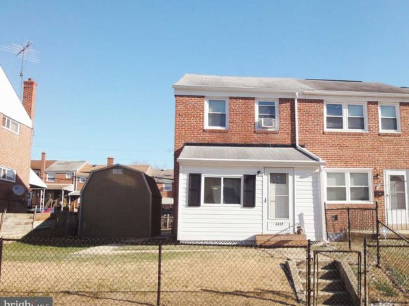 3 bed 2 bath Townhouse at 4437 Fenor Rd Baltimore, MD, 21227 is for sale at 161k - 1 of 29