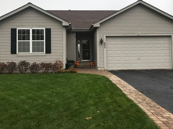 3 bed 2 bath Single Family at 605 Stearn Dr Genoa, IL, 60135 is for sale at 209k - 1 of 33