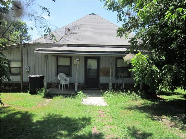 1 bed 1 bath Single Family at 204 N 5th St Porum, OK, 74455 is for sale at 20k - google static map