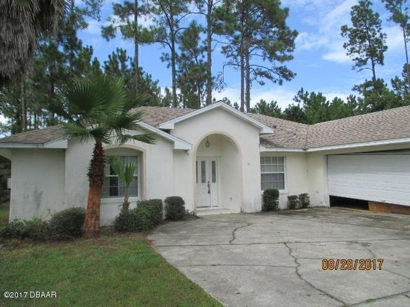 3 bed 2 bath Single Family at 31 Bird of Paradise Dr Palm Coast, FL, 32137 is for sale at 150k - 1 of 11