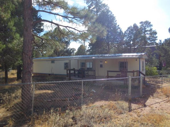 2 bed 1 bath Mobile / Manufactured at 3363 Little Pine Dr Overgaard, AZ, 85933 is for sale at 50k - 1 of 16