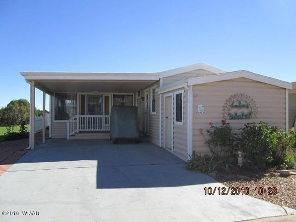 1 bed 1 bath Single Family at 1977 Lynx Dr Show Low, AZ, 85901 is for sale at 98k - 1 of 6