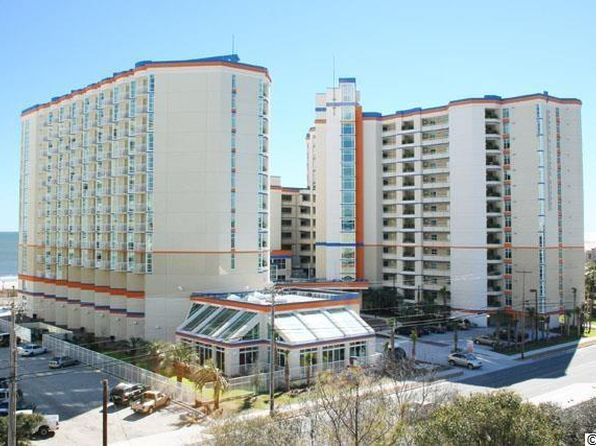 1 bed 1 bath Condo at 5200 N Ocean Blvd Myrtle Beach, SC, 29577 is for sale at 219k - 1 of 25