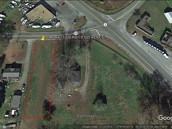 null bed null bath Vacant Land at 00 Morattico Rd Lancaster, VA, 22503 is for sale at 5k - google static map