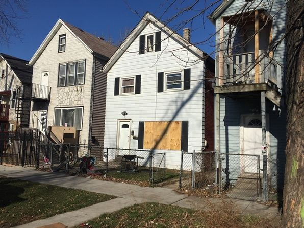5 bed 2 bath Multi Family at 1438 W 49th Pl Chicago, IL, 60609 is for sale at 42k - google static map