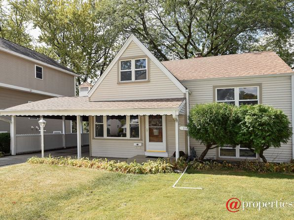 3 bed 2 bath Single Family at 114 S Oakland Grv Elmhurst, IL, 60126 is for sale at 184k - 1 of 10