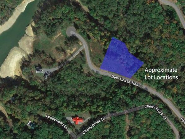 null bed null bath Vacant Land at & 36 Deer Chase Trl Dandridge, TN, 37725 is for sale at 80k - 1 of 13