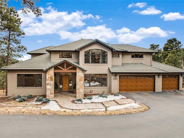 6 bed 5 bath Single Family at 31296 TANOA RD EVERGREEN, CO, 80439 is for sale at 1.26m - 1 of 33