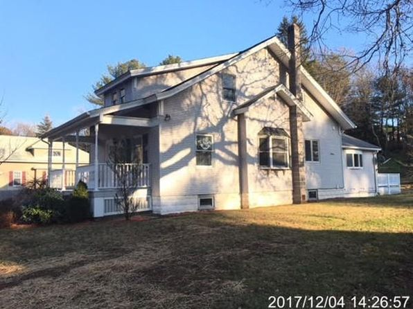 4 bed 2 bath Single Family at 42 BROWN TER UXBRIDGE, MA, 01569 is for sale at 285k - 1 of 19