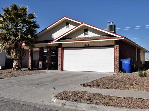 4 bed 2 bath Single Family at 11669 GYPSUM HILLS CIR EL PASO, TX, 79936 is for sale at 125k - 1 of 15