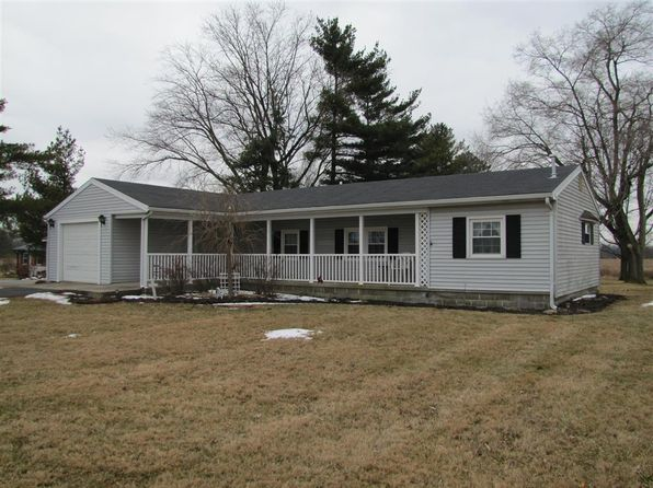 1 bed 1 bath Single Family at 3211 CREEK RD Saint Paris, OH, null is for sale at 59k - google static map