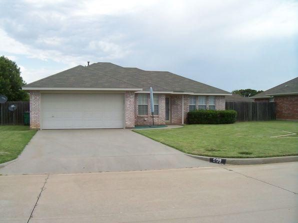 3 bed 2 bath Single Family at 509 Horseshoe Ln Burkburnett, TX, 76354 is for sale at 116k - 1 of 20