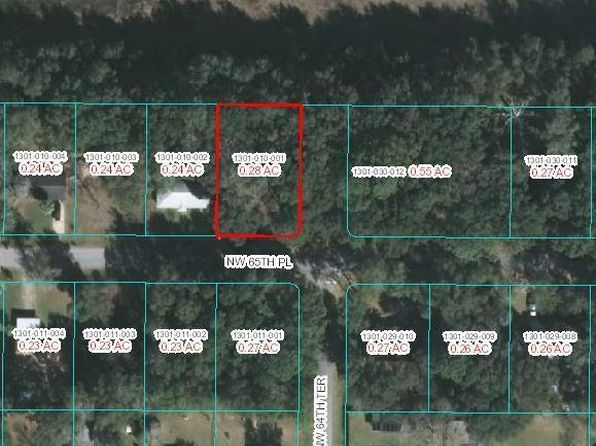 null bed null bath Vacant Land at SW 65 Pl Ocala, FL, 34482 is for sale at 12k - 1 of 2