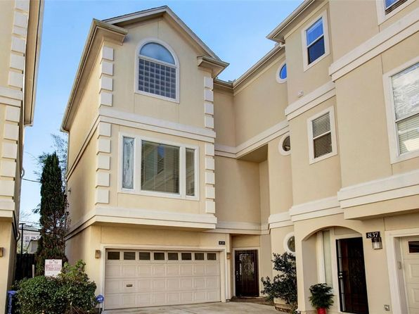 3 bed 4 bath Condo at 835 Rosine St Houston, TX, 77019 is for sale at 399k - 1 of 19