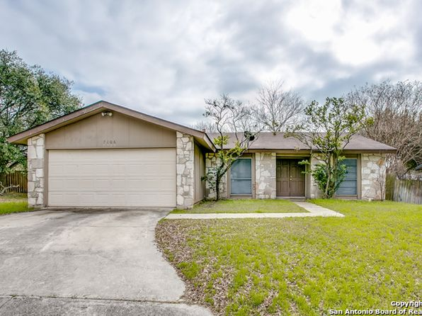 3 bed 2 bath Single Family at 7106 Moss Creek Dr San Antonio, TX, 78238 is for sale at 137k - 1 of 25