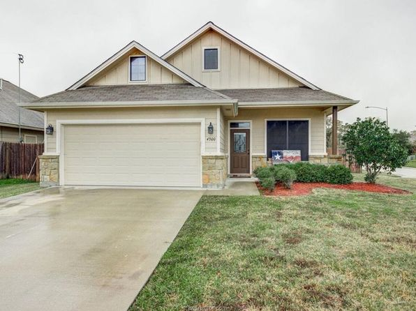 3 bed 2 bath Single Family at 4300 Addison Ct College Station, TX, 77845 is for sale at 180k - 1 of 16