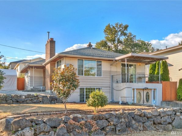 4 bed 1.75 bath Single Family at 3114 S Raymond St Seattle, WA, 98108 is for sale at 550k - 1 of 25