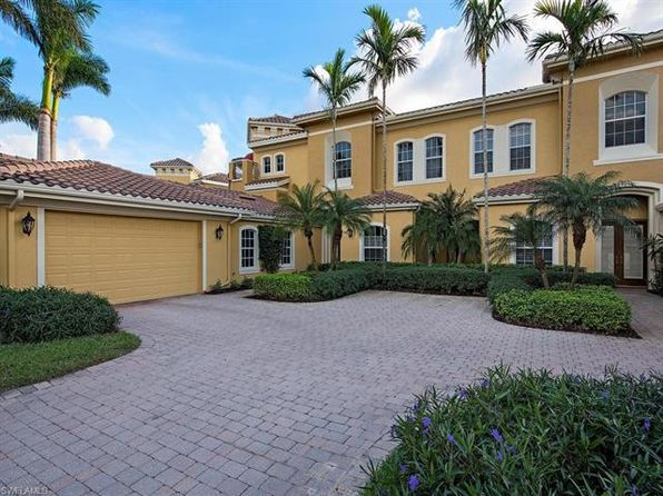 3 bed 3 bath Condo at 15520 Monterosso Ln Naples, FL, 34110 is for sale at 625k - 1 of 14