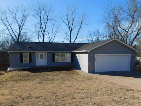 3 bed 2 bath Single Family at 1611 Crystal Heights Rd Festus, MO, 63028 is for sale at 88k - 1 of 13