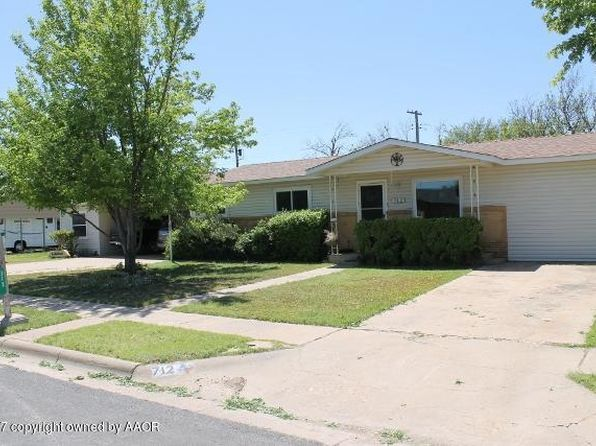 3 bed 2 bath Single Family at 712 Cotter Dr Spearman, TX, 79081 is for sale at 129k - 1 of 25