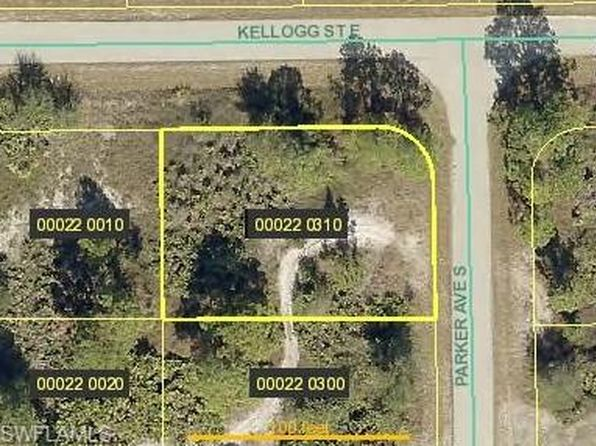 null bed null bath Vacant Land at 504 PARKER AVE S LEHIGH ACRES, FL, 33974 is for sale at 5k - google static map