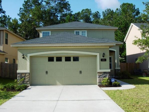 4 bed 3 bath Single Family at 211 BUCK RUN WAY SAINT AUGUSTINE, FL, 32092 is for sale at 265k - 1 of 18