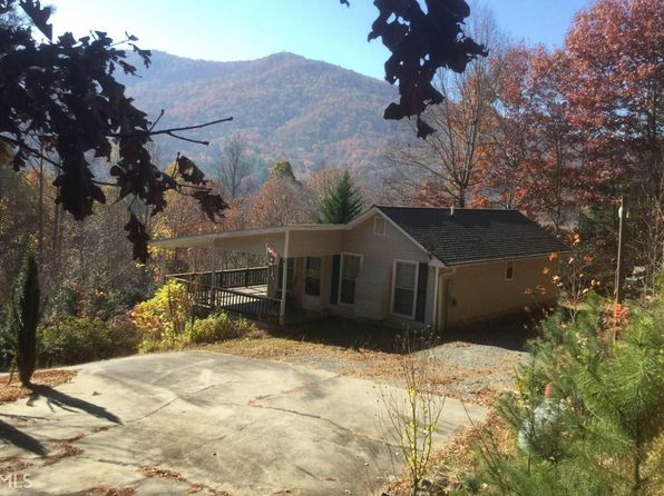 1 bed 1 bath Single Family at 2709 Baker Ln Hiawassee, GA, 30546 is for sale at 75k - 1 of 18
