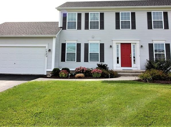 4 bed 3 bath Single Family at 1590 Barrow Hl Webster, NY, 14580 is for sale at 235k - 1 of 16